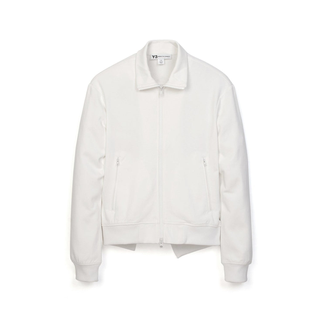 adidas Y-3 W Matte Track Jacket Core White - CY8426