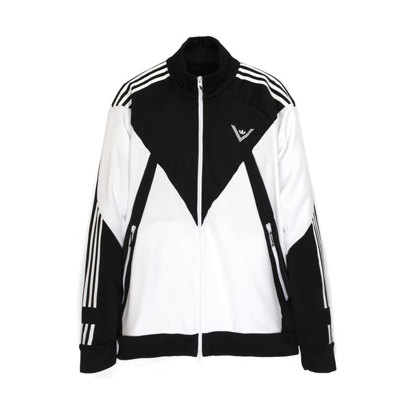 adidas Originals x White Mountaineering Track Top Black - Concrete