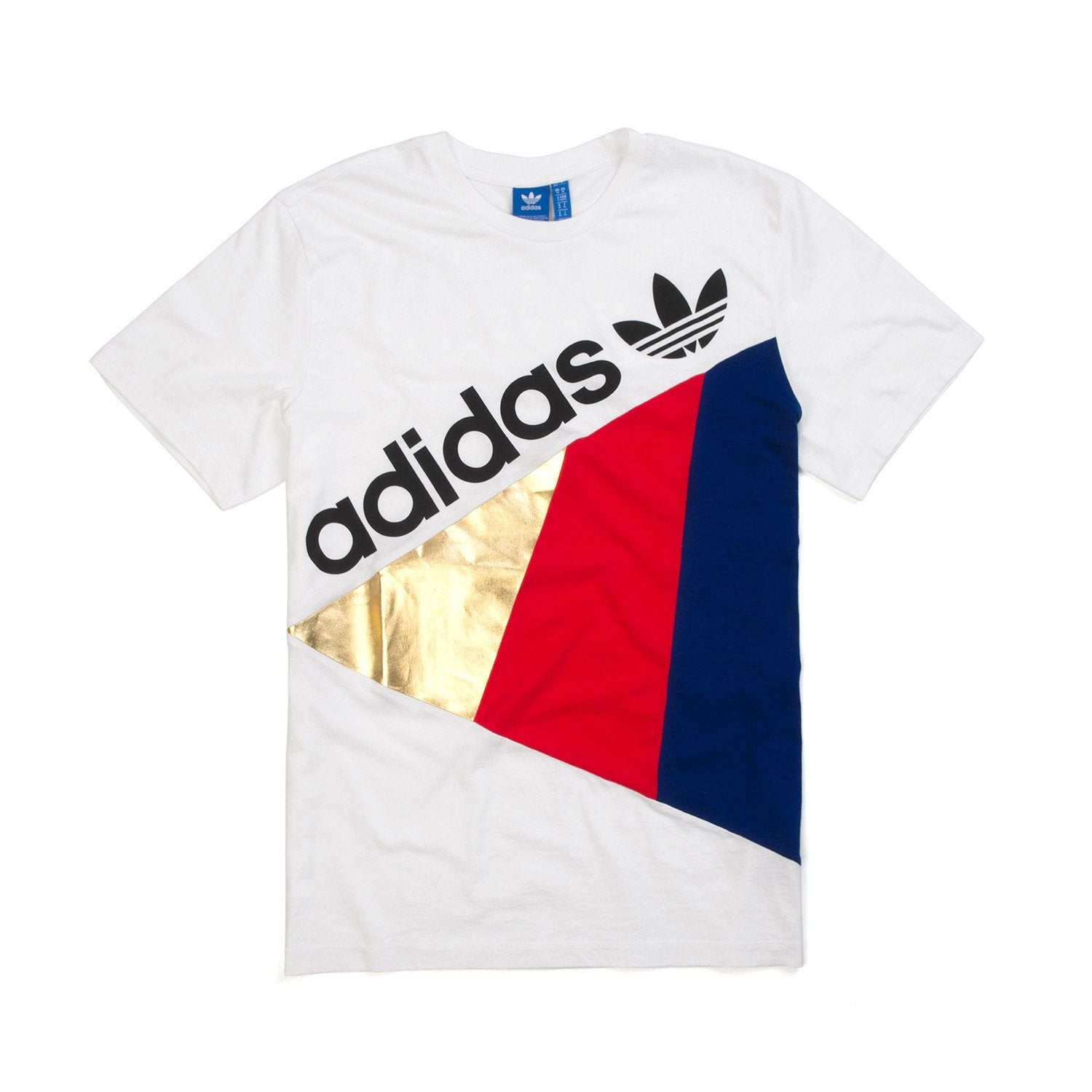 adidas Originals Tribe T-Shirt White