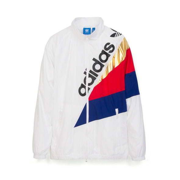 adidas Originals Tribe Track Top WB White