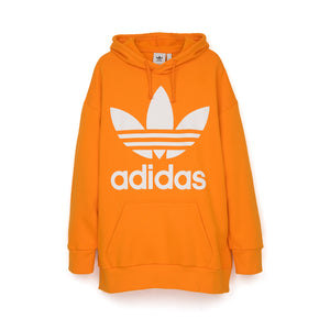 adidas Originals Trefoil Over Hoody Orange