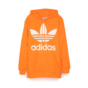 adidas Originals W BF Oversized Trefoil Hoodie Orange