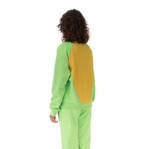 adidas | x Lotta Volkova Podium Track Top Sharp Yellow