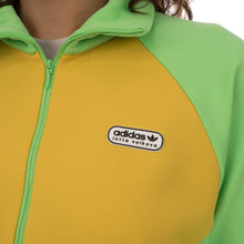 Load image into Gallery viewer, adidas | x Lotta Volkova Podium Track Top Sharp Yellow - Concrete
