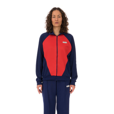adidas | x Lotta Volkova Podium Track Top Red / Night Sky