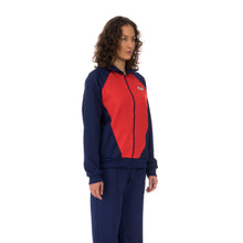 Afbeelding in Gallery-weergave laden, adidas | x Lotta Volkova Podium Track Top Red / Night Sky