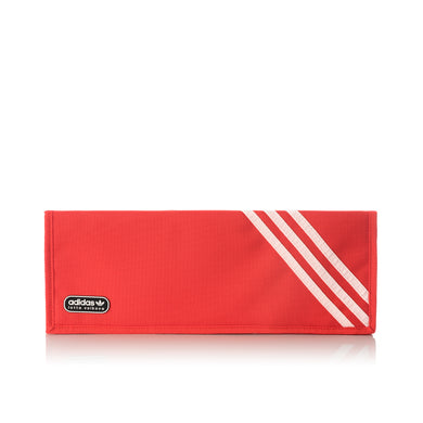 adidas | x Lotta Volkova 3-Fold Clutch Red / White
