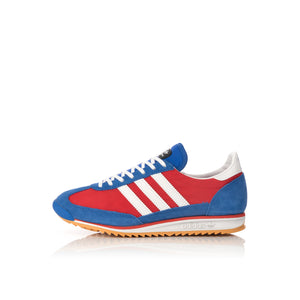 adidas | x Lotta Volkova SL72 Red / Blue - Concrete