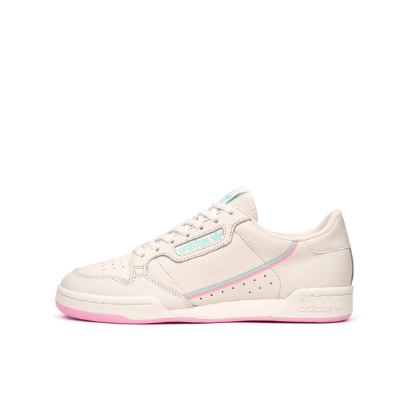 adidas Originals | Continental 80 Off White / True Pink