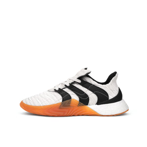 adidas Originals | Sobakov Boost White / Black