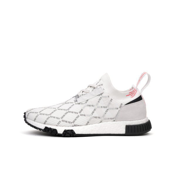 adidas Originals NMD_Racer Gore-Tex PK White / Shock Red