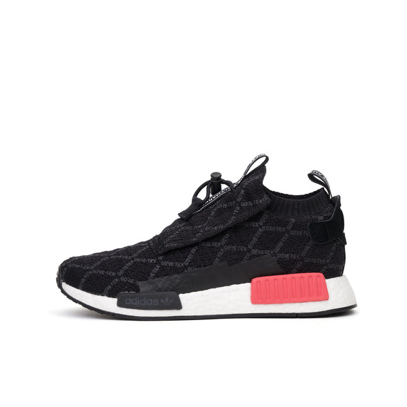 adidas Originals NMD_TS1 PK GTX Black / Shock Red - BD8078