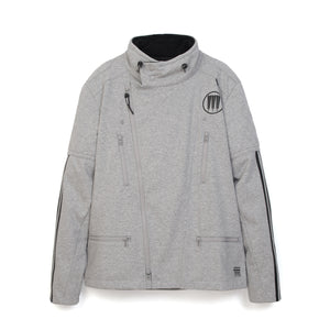 adidas Originals NEIGHBORHOOD Riders Track Jacket Grey - Concrete