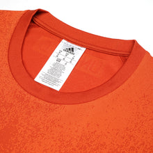 Load image into Gallery viewer, adidas | x UNDEFEATED Knit T-Shirt Orange - Concrete