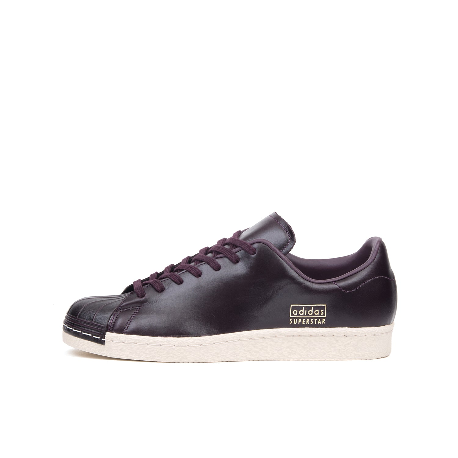 Adidas Originals Superstar 80 S Clean Noble Red Concrete