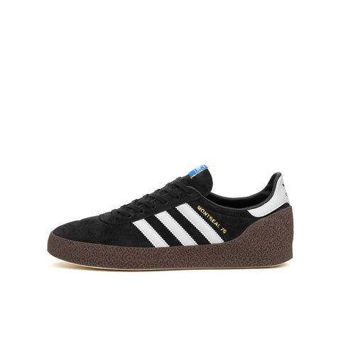 adidas Originals Montreal 76 Core Black - White