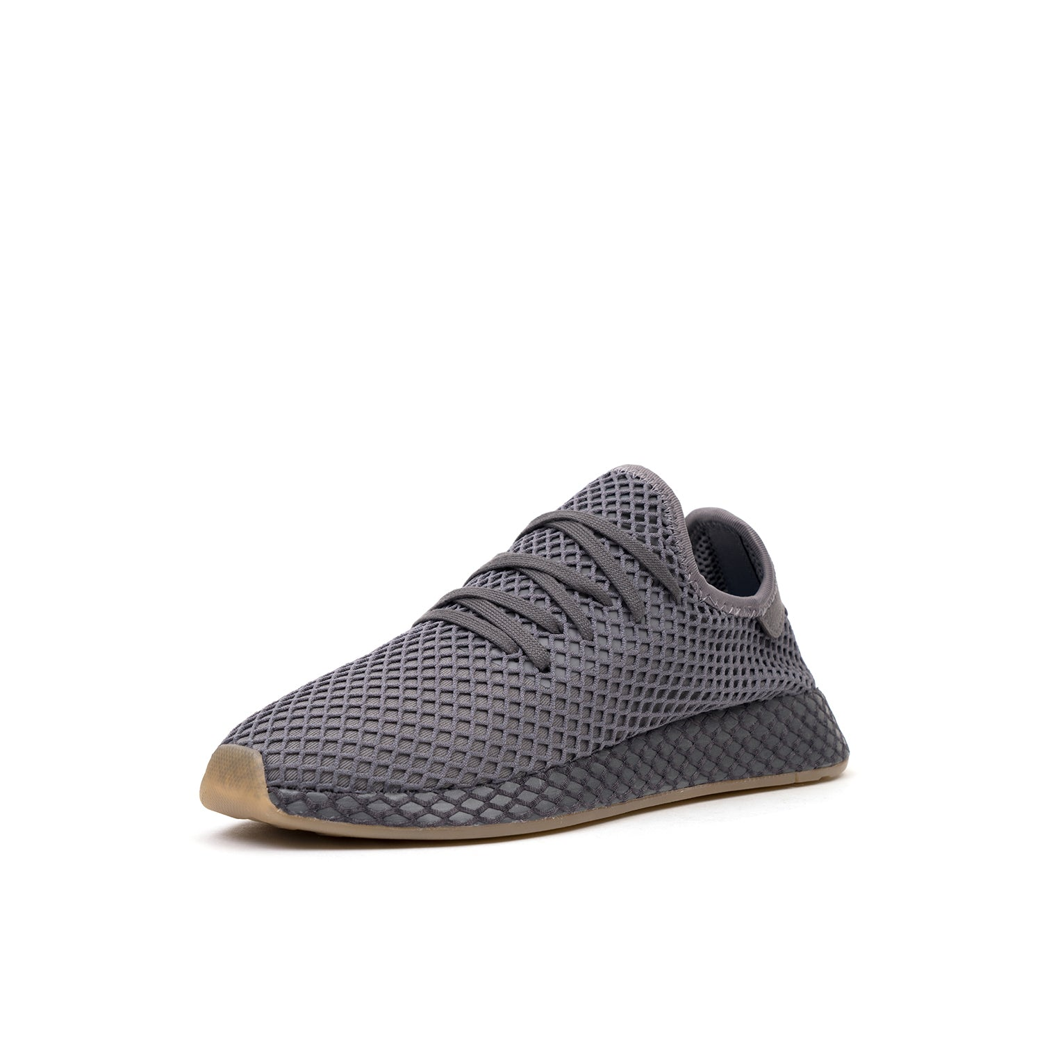 meet adc7a 4a3c4 adidas Originals Deerupt Runner Grey Three