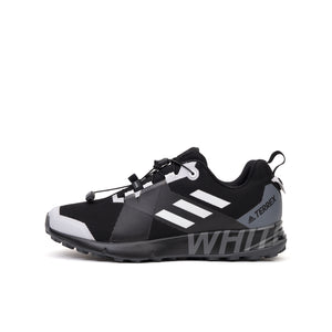 adidas Originals x White Mountaineering Terrex Two GTX Black - Concrete