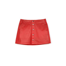 Afbeelding in Gallery-weergave laden, adidas Originals | x Fiorucci W Kiss Mini Skirt Red
