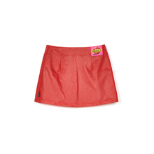 Load image into Gallery viewer, adidas Originals | x Fiorucci W Kiss Mini Skirt Red