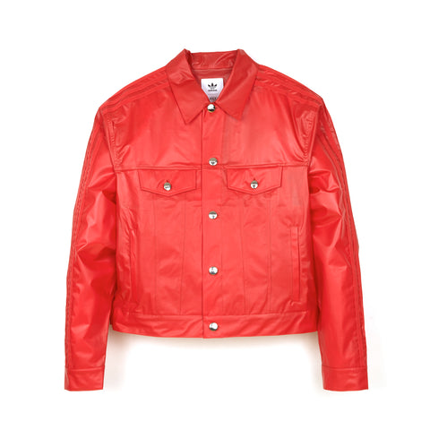 adidas Originals x Fiorucci W Kiss Jacket Red