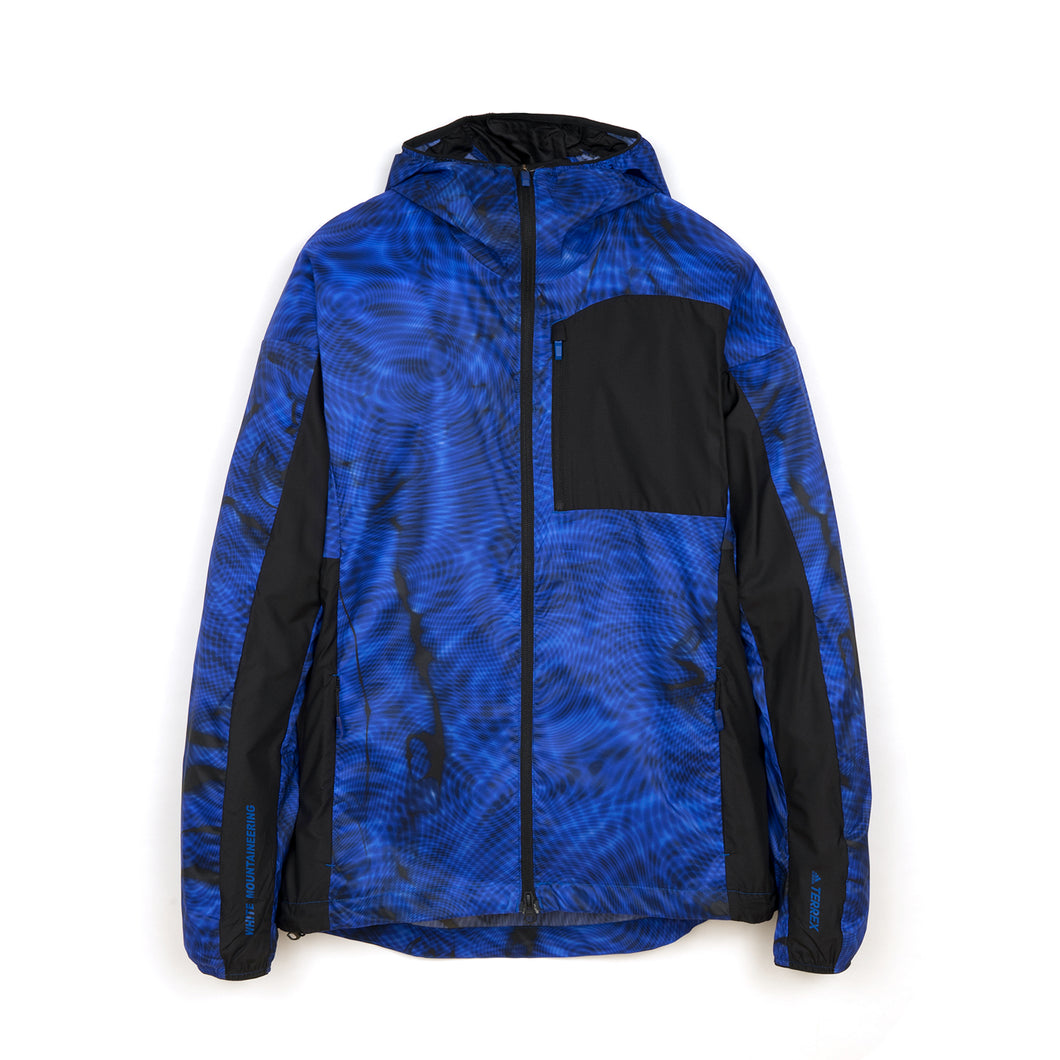adidas | x White Mountaineering Terrex Wind Jacket Royal Blue