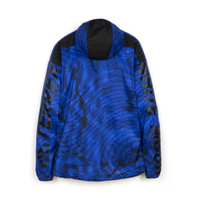 將圖像加載到畫廊查看器中adidas | x White Mountaineering Terrex Wind Jacket Royal Blue