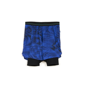 adidas | x White Mountaineering Terrex 2-in-1 Short Royal Blue - Concrete