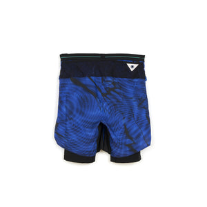 adidas | x White Mountaineering Terrex 2-in-1 Short Royal Blue