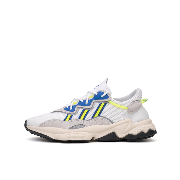 adidas Originals | Ozweego White / Shock Yellow