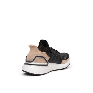 adidas Originals | Ultra Boost 19 Core Black / Raw Sand