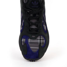 Load image into Gallery viewer, adidas Originals Yung-1 'Plaid Blue' Black
