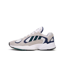 將圖像加載到畫廊查看器中adidas Originals Yung-1 White / Noble Green