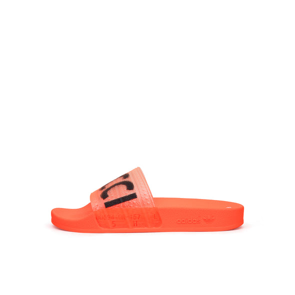 adidas Originals | x Fiorucci W Adilette Orange - Concrete
