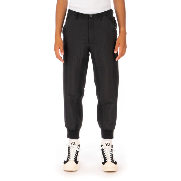 adidas Y-3 | M CH2 Quilted Cuffed Pants Black - GK4370