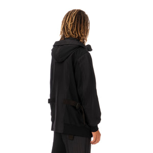 adidas Y-3 | M CH2 Quilted Hooded Track Top Black - GL4286