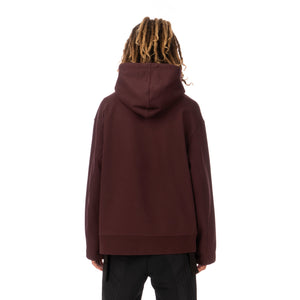 adidas Y-3 | M Classic Chest Logo Hoodie Night Red - GK4491 - Concrete