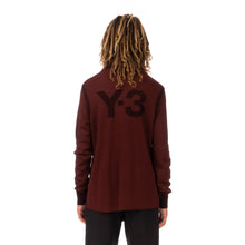 將圖像加載到畫廊查看器中adidas Y-3 | M Classic Knitted Crew Sweater Night Red - GK4528 - Concrete