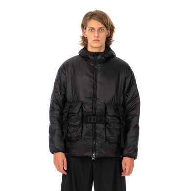 adidas Y-3 | M Lightweight Puffy Jacket Black - GK4812 - Concrete