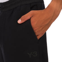 將圖像加載到畫廊查看器中adidas Y-3 | M Classic Wool Striped Cropped Pant Black - GK4586
