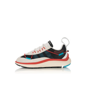 adidas Y-3 | Shiku Run Black / Cyan-Red - FX1414 - Concrete