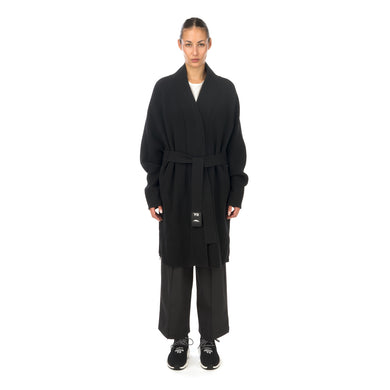 adidas Y-3 | W CH3 Knit Long Cardigan Black - GK4843 - Concrete