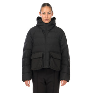 adidas Y-3 | W Classic Puffy Down Jacket Black - GK4443