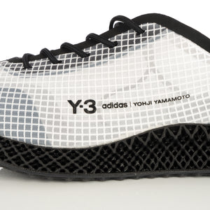 adidas Y-3 | Runner 4D IO White / Black - FX1059