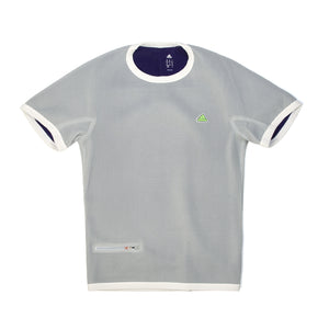 adidas Kolor CLMCH HS Tee Clear Grey - Concrete