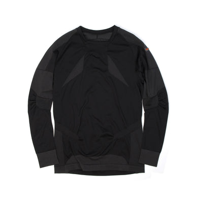 adidas | By Kolor Warp Knit Top Black - Concrete