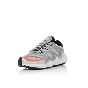 adidas Originals FYW S-97 Silver Metal / Solar Red