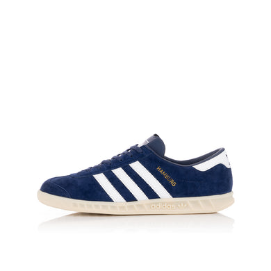 adidas Originals Hamburg Tech Indigo / White
