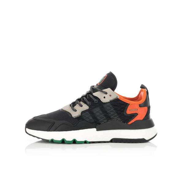 adidas Originals | Nite Jogger Black / Orange