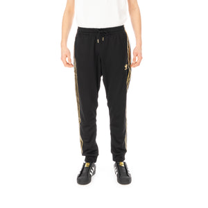 adidas Originals | Superstar 24 Track Pants Black / Gold